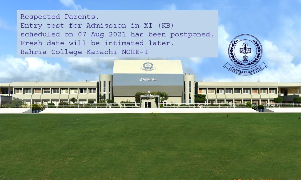 Bahria College Karachi NORE-1
